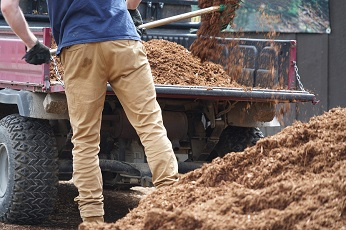 mulching services in san mateo
