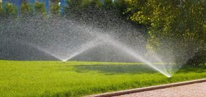 sprinklers and irrigation